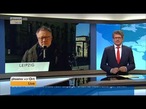 Joachim Pohl zum Urteil des Bundesverwaltungsgerichts zu Diesel-Fahrverboten am 27.02.18