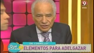 Dr. Alberto Cormillot: Herramientas para adelgazar