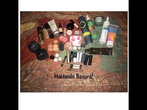 A lot of makeup empties & more | green beauty + cruelty free