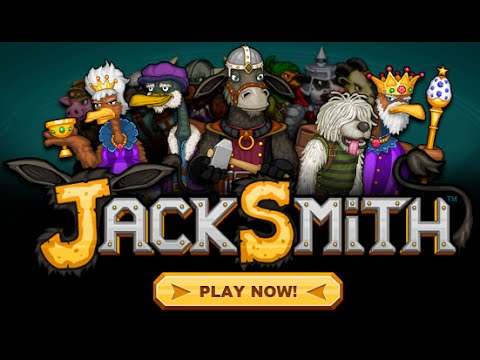 Jacksmith Hacked   Hướng dẫn hack thú vị 1