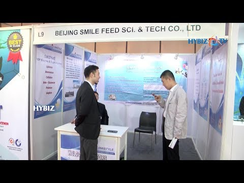 Beijing Smile Feed Sci & Tech Co Ltd    Poultry Exhibition 2017
