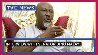 Interview with Senator representing Kogi-West Senatorial District, Dino Melaye