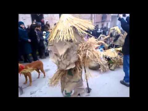 Vevcani carnival 2014 Macedonia