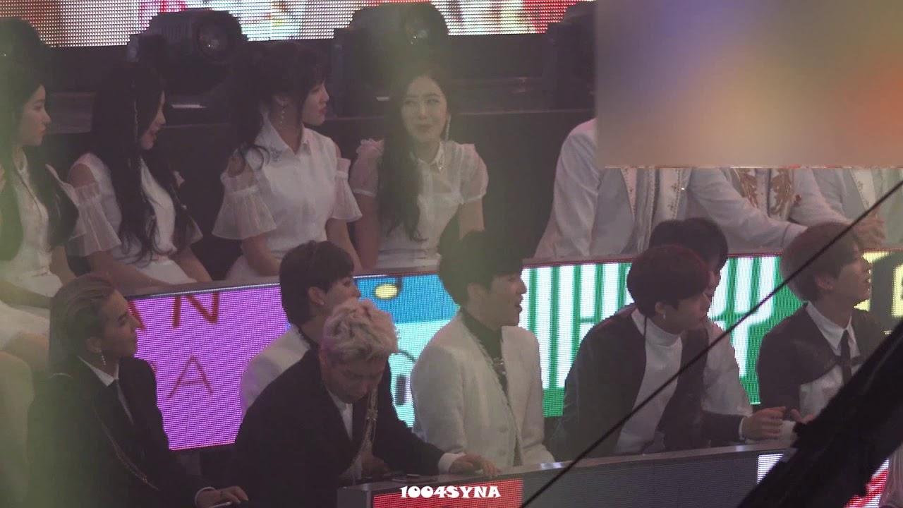 위너 강승윤 리액션 to 현아 / WINNER Kang Seungyoon Reaction to Hyuna