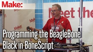 Programming The Beaglebone Black In Bonescript - Simon Monk
