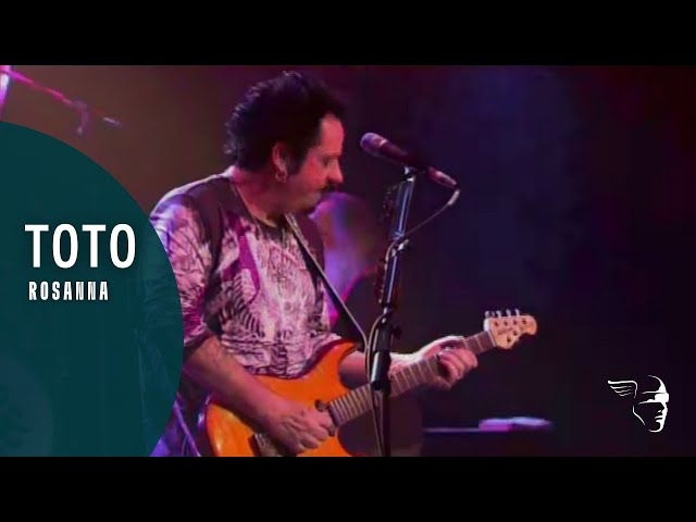 Toto - Rosanna (From