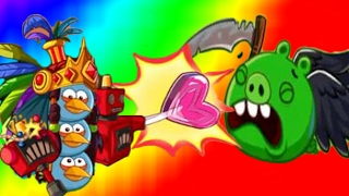 Angry Bird Epic ♥ NEW Event VALENTINE'S DAY - PART 2