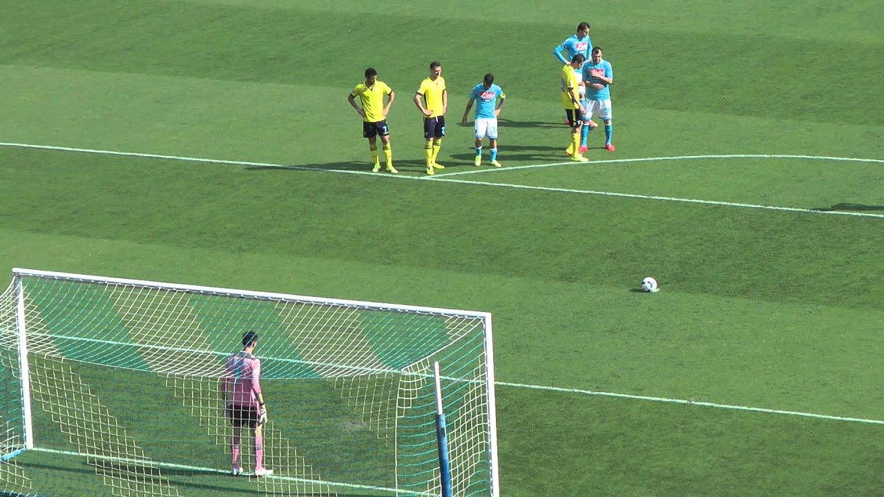 Napoli Lazio 4 2 13 04 2014 Rigore Higuain Live In Hd