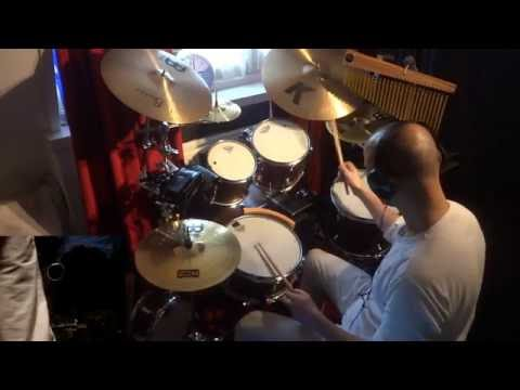 Jeff Lorber - Be Bop (Intro) {Drum Cover} HD