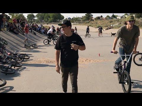INSANE BMX JAM IN NEW MEXICO!