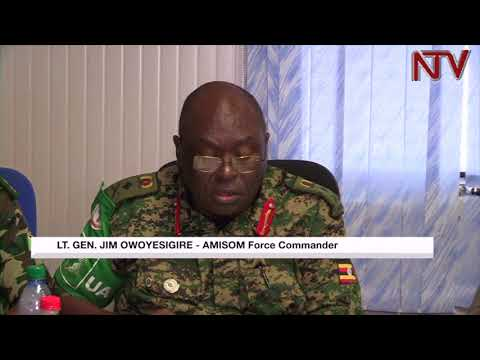 AMISOM commanders conclude discussions on Somalia transition
