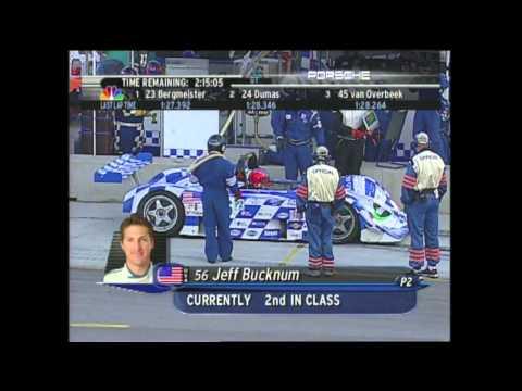 2004 Laguna Seca Race Broadcast - ALMS - Tequila Patron - Racing - Sports Cars - Mazda Raceway