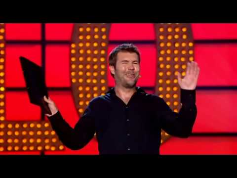 Rhod Gilbert - Live At The Apollo On Anger Management And Trains