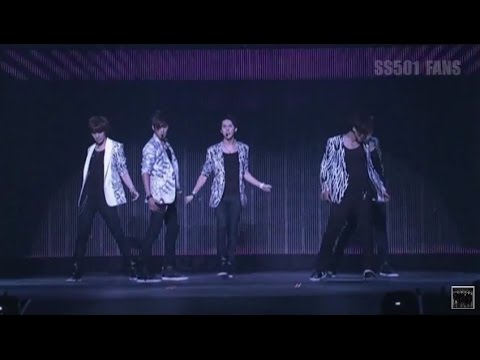"SS501 ""CRAZY FOR YOU"" (live) - HD 720p"