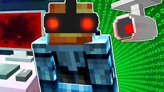 Minecraft | SUPER X-RAY VISION! | The Heist #3 Hacking Roleplay Adventure w/ TrueMU