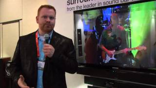 Polk Surround Bar 5000 CEDIA Video Preview