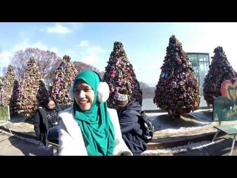 Namsan Tower // GoodBye South Korea // Hello Brunei