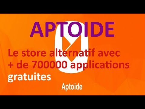 Installer Plus De 700000 Applications Gratuitement Avec APTOIDE Sur Android Et Android TV