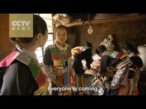 A mighty feast: An ethnic birthday celebration in Yunnan