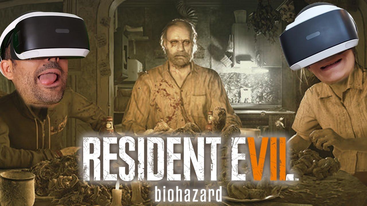 Gameplay Resident Evil Vii Biohazard Ps4 Pro Y Ps Vr En Espanol