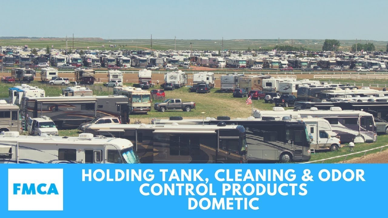 Dometic RV Holding Tank, Cleaning and Odor Control Products