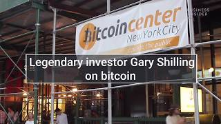 Gary Shilling: I will not invest in bitcoins