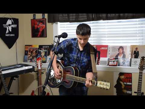 Jake Thistle -- Dogs on the Run (Tom Petty and the Heartbreakers cover)
