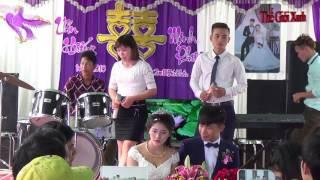 2 MC Đám cưới làm hai họ như Say MA TUÝ vì giọng hát