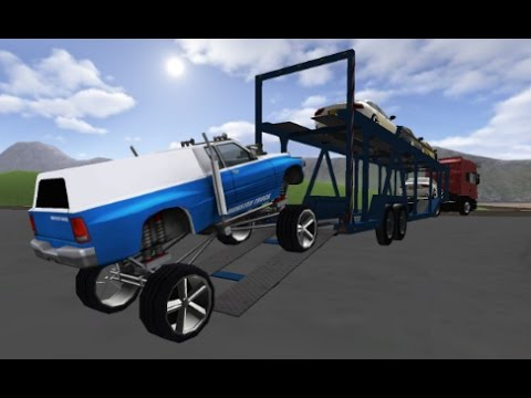 Monster Truck Jam Transport 3D - Android Gameplay HD