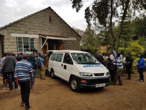 Global TV Kenya: Mwili wa Ofisa wa Tume ya Uchaguzi Kenya Wapatikana