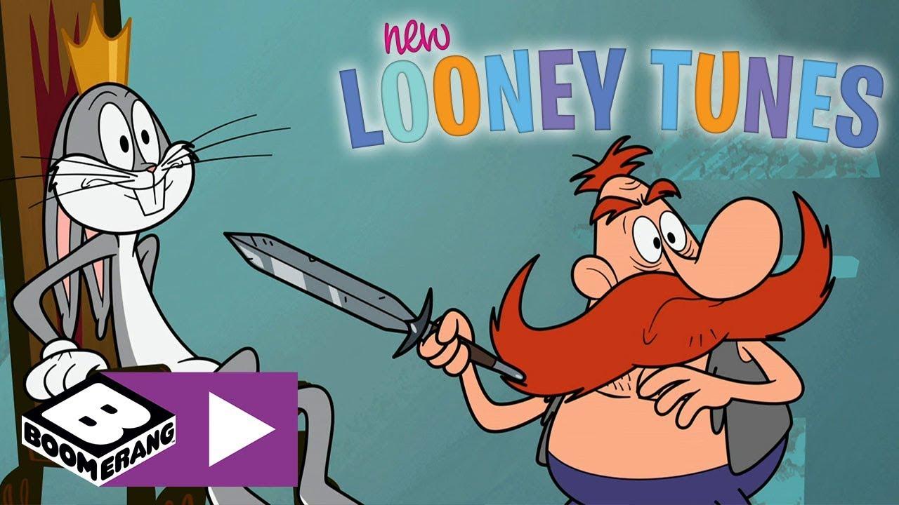 Download New Looney Tunes | Dragon Fight | Boomerang UK 🇬🇧