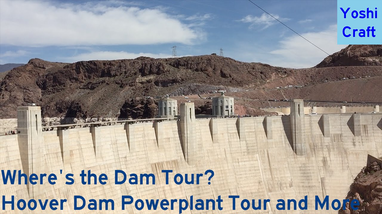 Hoover Dam T Power Plant Diagram Wheres The Tour Powerplant And More