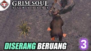 Grim Soul Survival - (3) Diserang Beruang