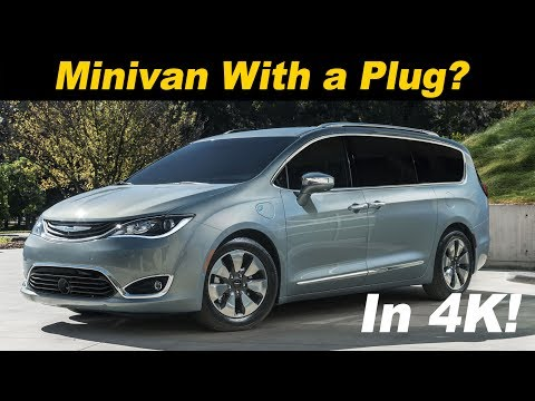 2017 Chrysler Pacifica Hybrid Review and Road Test In 4K UHD!