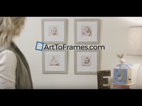 Art To Frames - About Us - YouTube