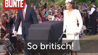 """Herzogin Kate: """"Ihr Stil ist sehr britisch!"""