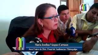 Mosaico CSI Audiencia preliminar asesinato de policia en Sebaco