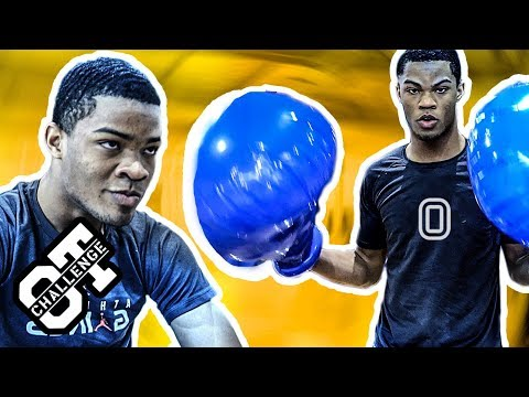 Cassius Stanley PUNCHES BACK At Shareef ONeal In The Overtime Challenge! Calls Out MAC MCCLUNG 🔥