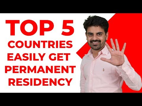 TOP 5 Countries Indians Can Easily Get Permanent Residency |