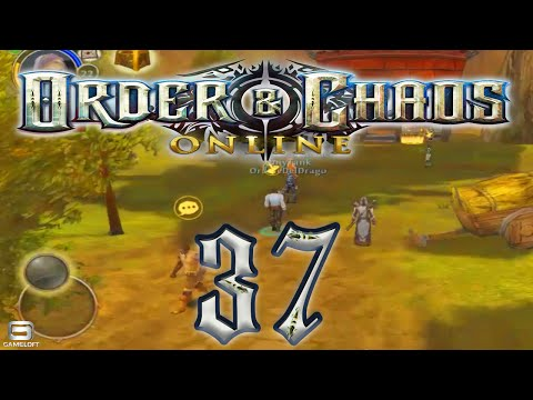 Let's Play [Android] Order & Chaos Online Part 37: Quentin Reeves, der Spion?