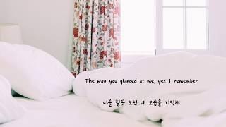 Mocca - I Remember [가사해석/번역]