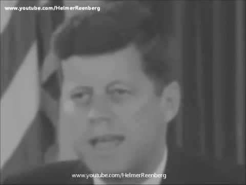 July 25, 1961 - President John F. Kennedy's Report to the American People on the Berlin Crisis