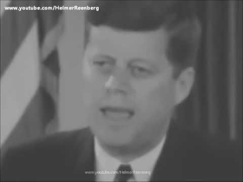 July 25, 1961 - President John F. Kennedy