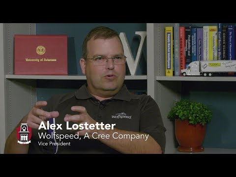 Alex Lostetter: Wolfspeed, A Cree Company