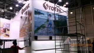 Видеостена и LED панели для компании Готек(