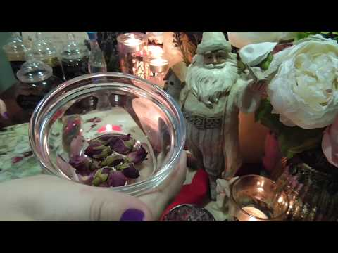 Hechizo Noche de Fin de Año para el AMOR 😍💖😍 Ritual Abundancia Amorosa