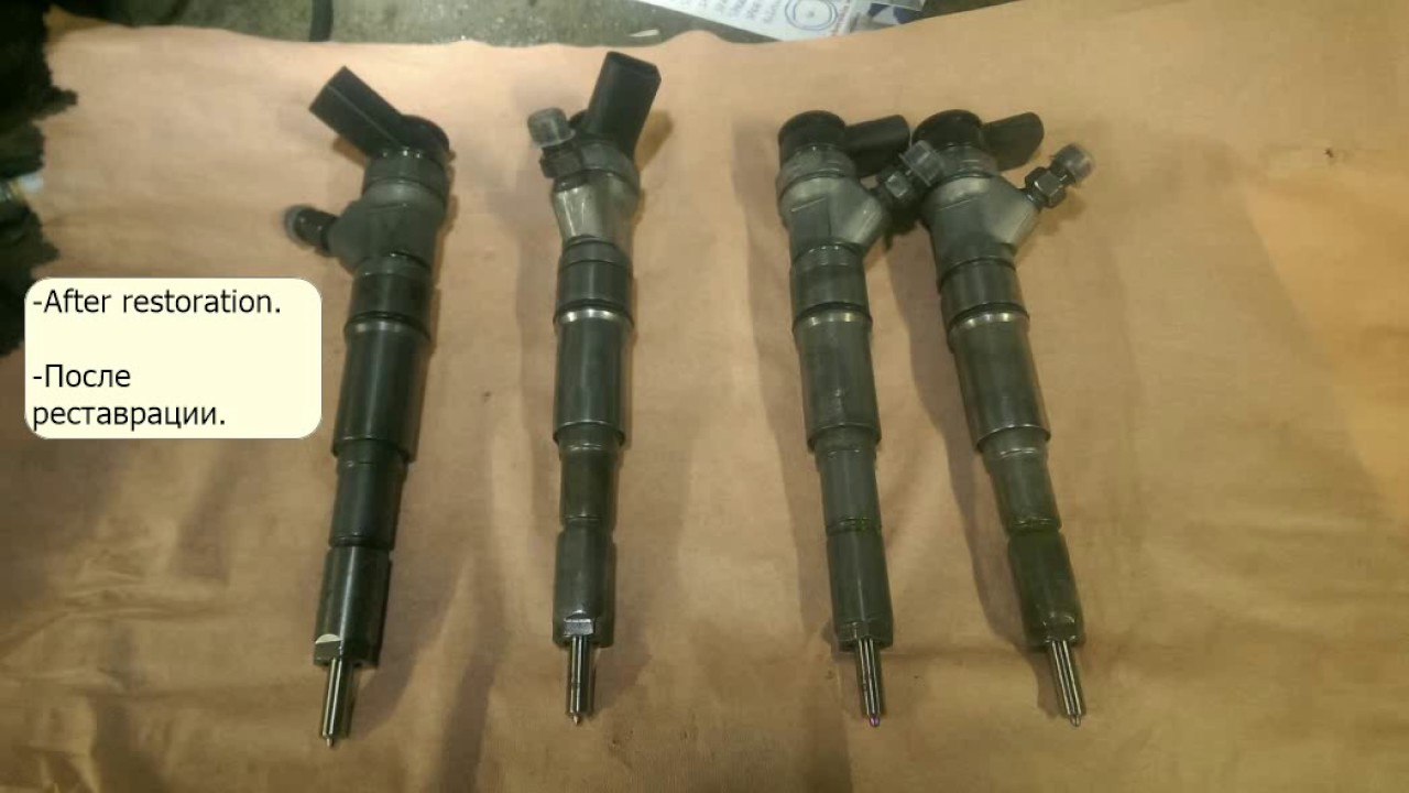 Bmw E46 Common Railsel Injector 320d