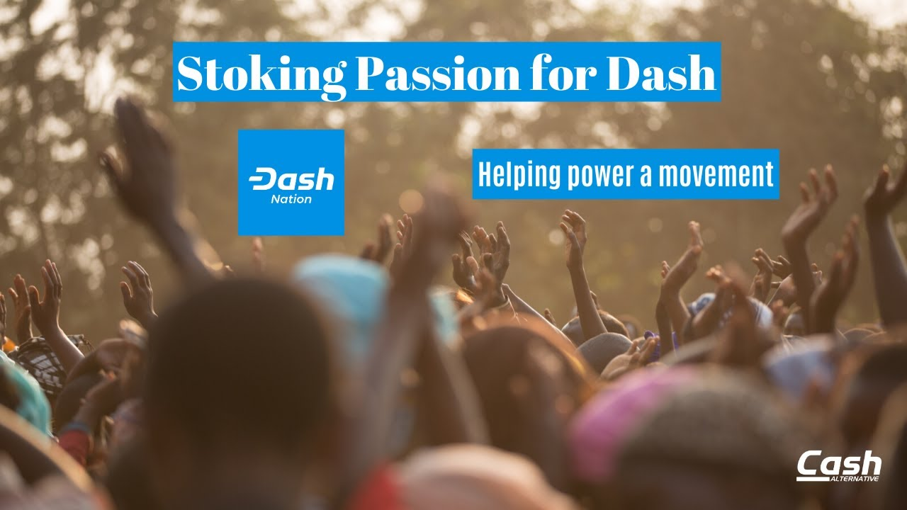 Stoking Passion for Dash with the Dash Nation Movement