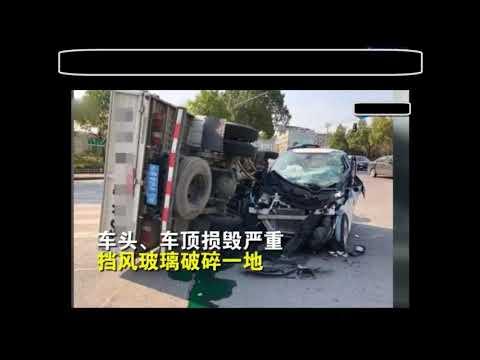 Zotye E200 đốn ngã 1 chiếc xe tải 3 tấn . Nhỏ mà có võ