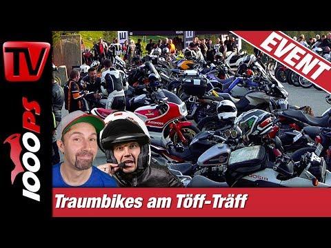 Töff-Träff Gurnigel - Motorrad Traumbikes und Bikertreffen mit Vauli und NastyNils